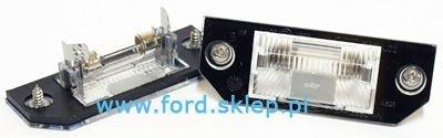 lampka oświetlenia tablicy rejestracyjnej Ford C-Max, Focus II