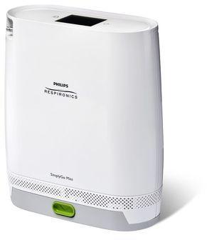 Przenośny koncentrator tlenu Philips Simply Go Mini Koncentrator tlenu Philips Respironics