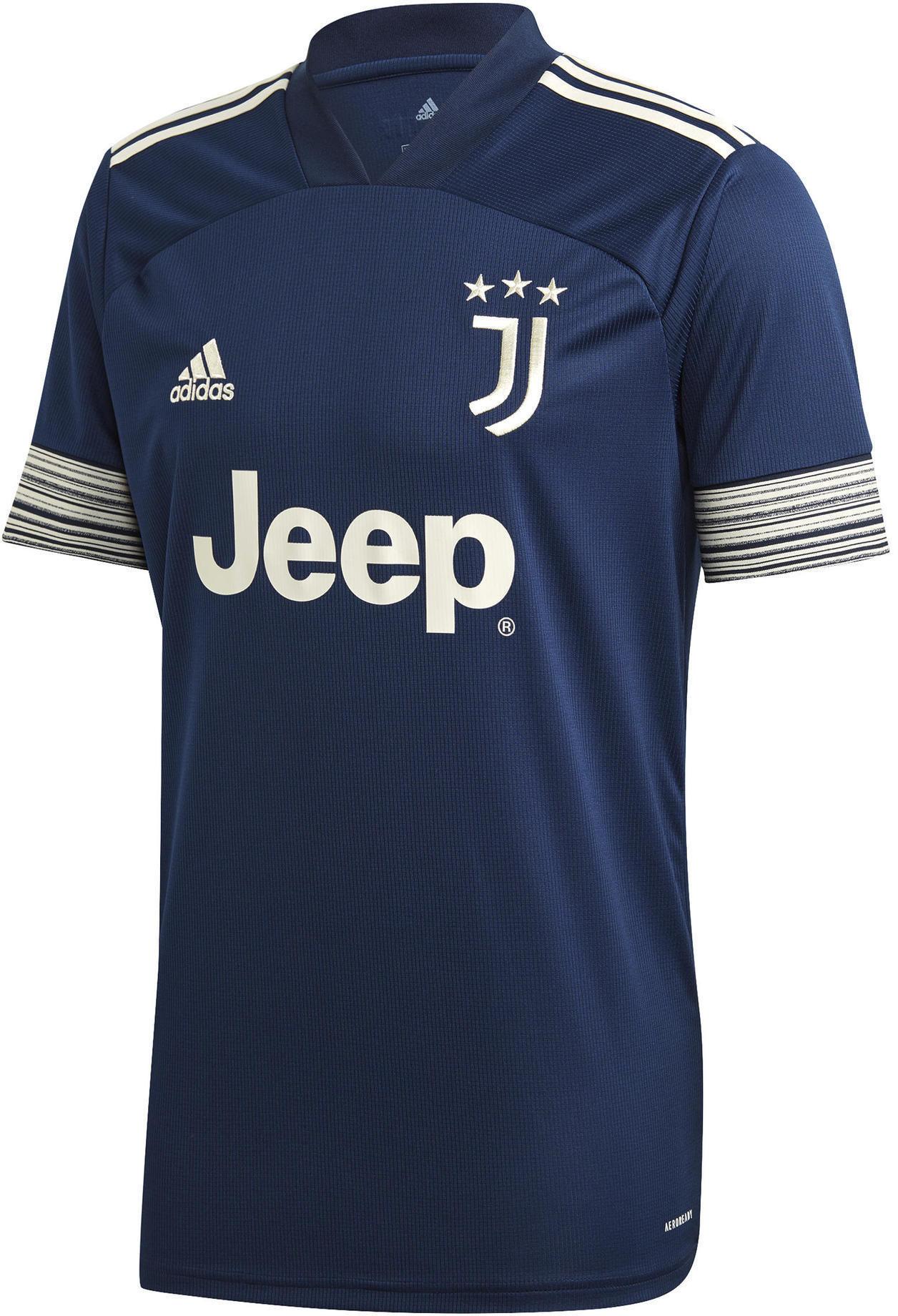 Koszulka piłkarska dla dorosłych Juventus AWAY 20/21