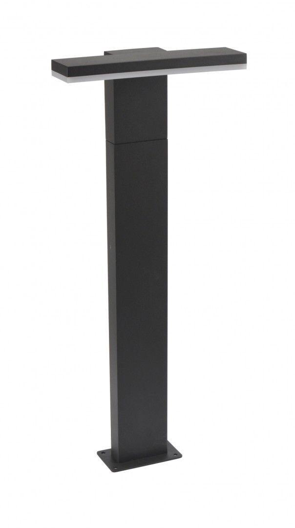 SU-MA Fler 17602-580 DG lampa stojąca ciemny popiel LED 10W 4000K IP54