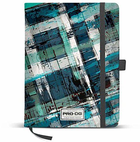 PRODG Diary Fast przenośny wieszak na torebkę, 21 cm, wielokolorowy