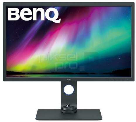 Monitor BENQ SW321C - 32 cale / 3840x2160px / AdobeRGB / kalibracja