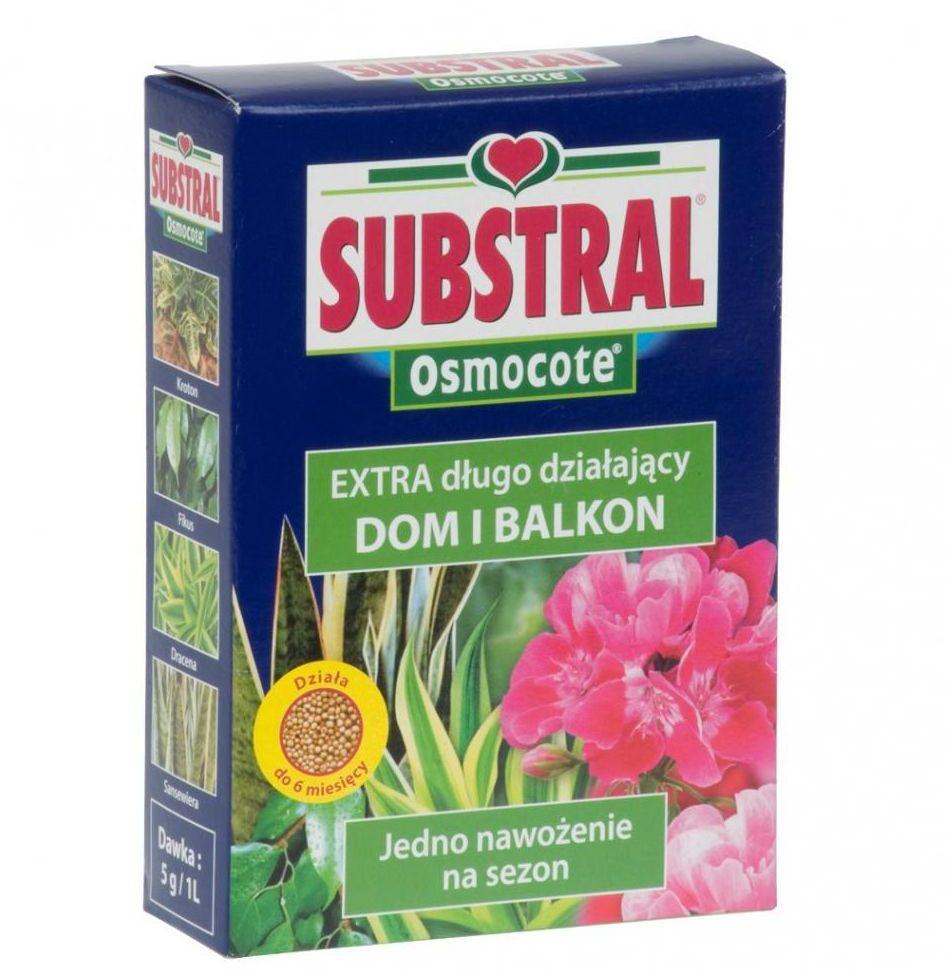 Nawóz do roślin balkonowych i pokojowych OSMOCOTE 0,3 kg SUBSTRAL