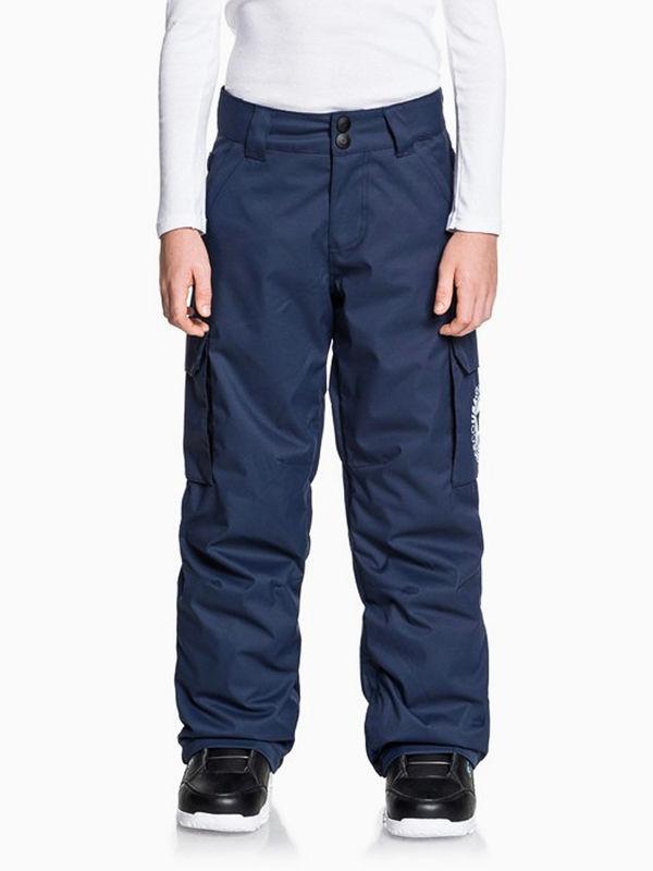 Dc BANSHEE MONACO BLUE ciepłe spodnie niemowlęce