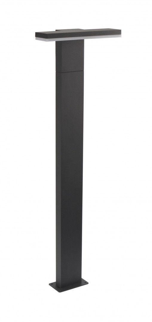 SU-MA Fler 17602-780 DG lampa stojąca ciemny popiel LED 10W 4000K IP54