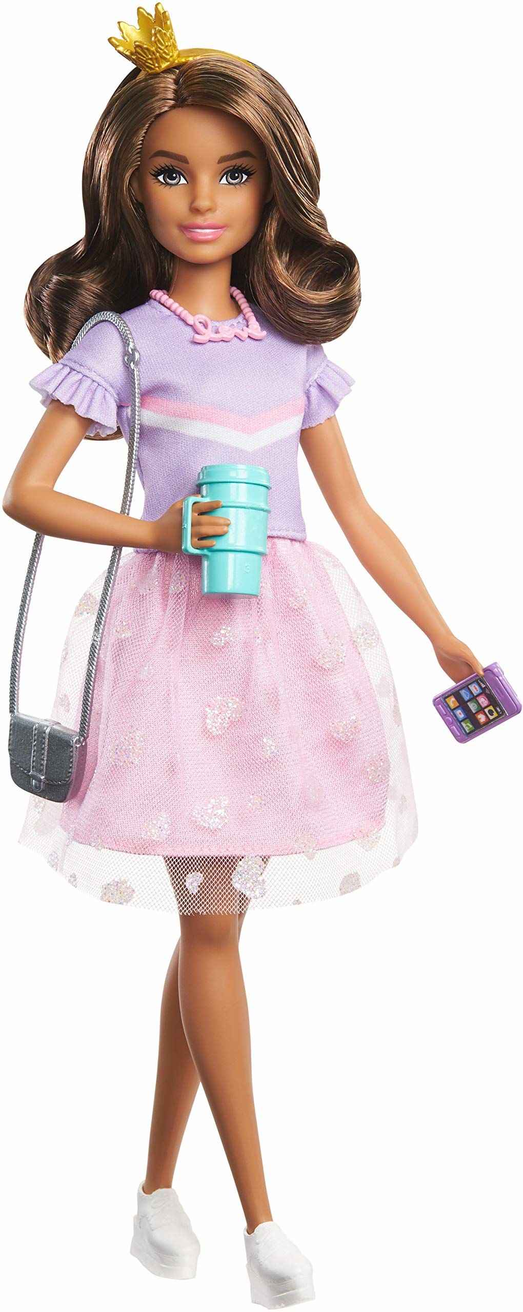 Barbie GML69 Princess Adventure Fantasy lalka