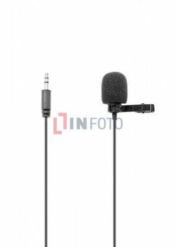 Saramonic SR-XMS2 Mikrofon krawatowy ze złączem mini Jack TRS