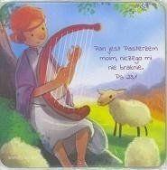Podstawka korkowa - Pan jest pasterzem
