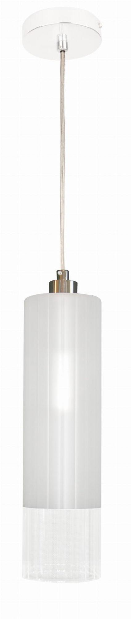 Lampa wisząca Soller LP-598/1P Light Prestige nowoczesna oprawa w kolorze białym