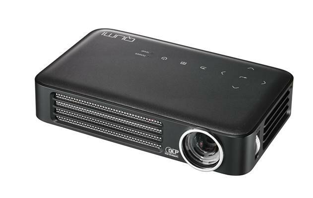Projektor Vivitek Qumi Q6 (czarny)+ UCHWYTorazKABEL HDMI GRATIS !!! MOŻLIWOŚĆ NEGOCJACJI  Odbiór Salon WA-WA lub Kurier 24H. Zadzwoń i Zamów: 888-111-321 !!!