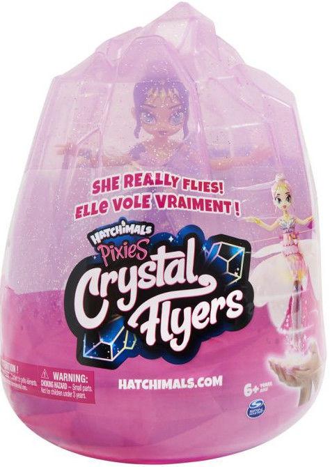 Latająca wróżka Pixies Crystal Flyers Violet Onyx Fioletowa 20128548 6059634