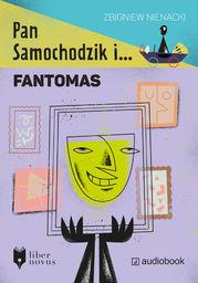 Pan Samochodzik i Fantomas - Audiobook.