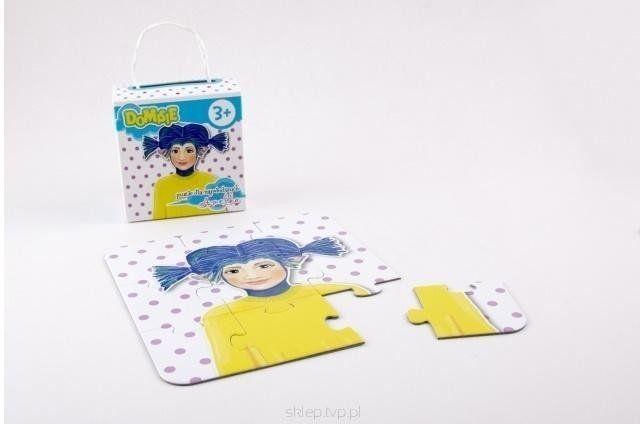 Puzzle dla najmłodszych - Domisie - Amelka - Felico
