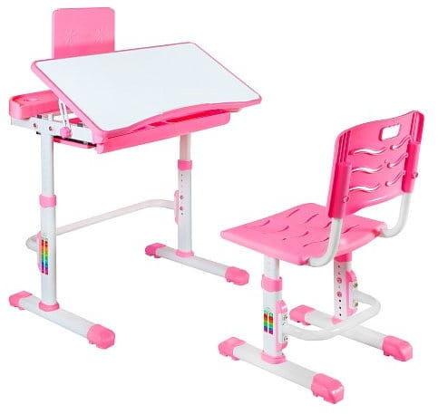 Zestaw Sandy - krzesło + biurko
