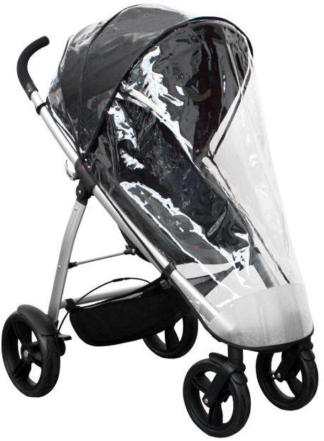 Mountain Buggy - dedykowana folia przeciwdeszczowa na wózek Mountain Buggy Cosmopolitan