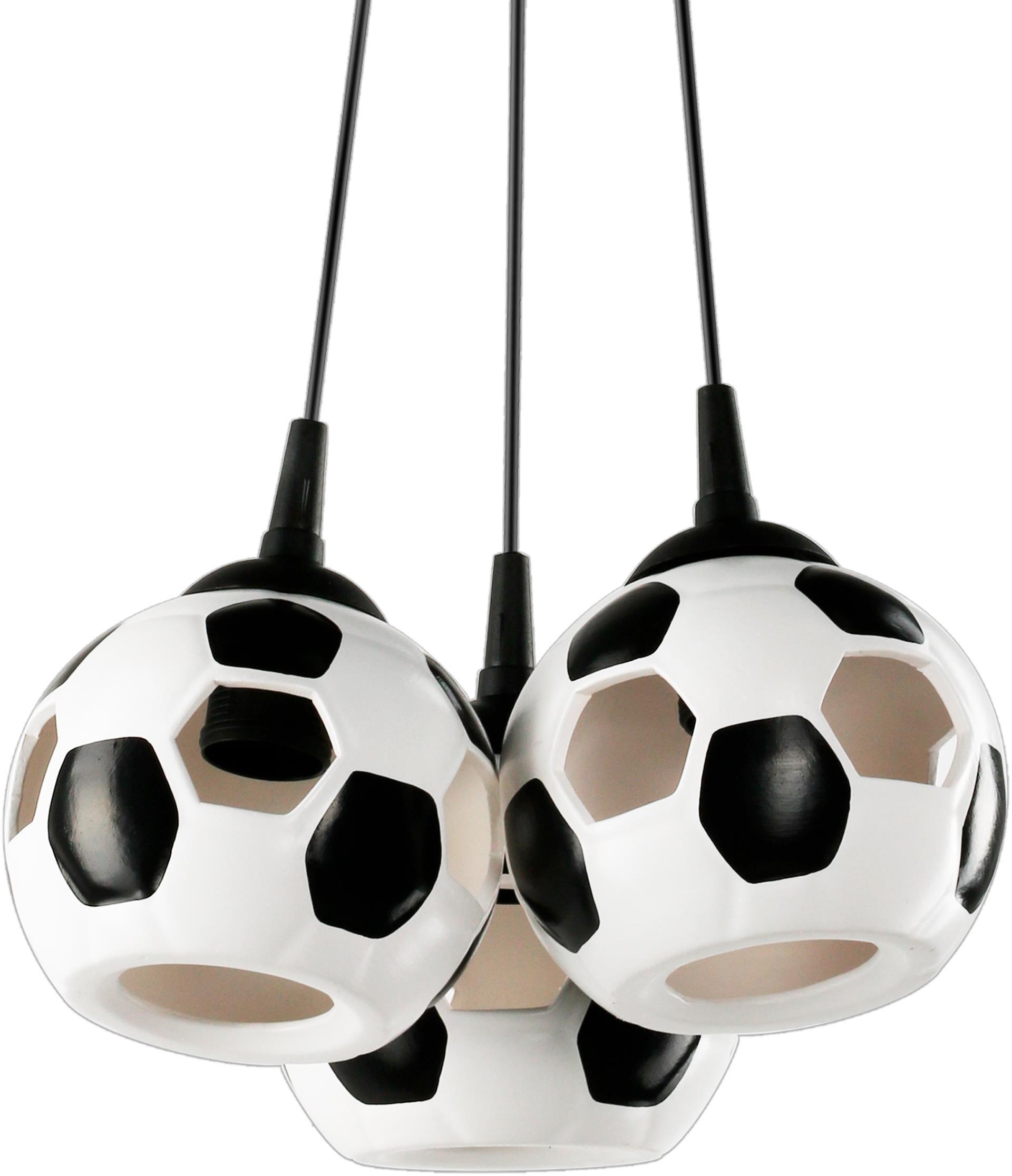Lampex Mesi 3 651/3 lampa wisząca nowoczesna nowoczesna ceramika 3x60W E27 30cm