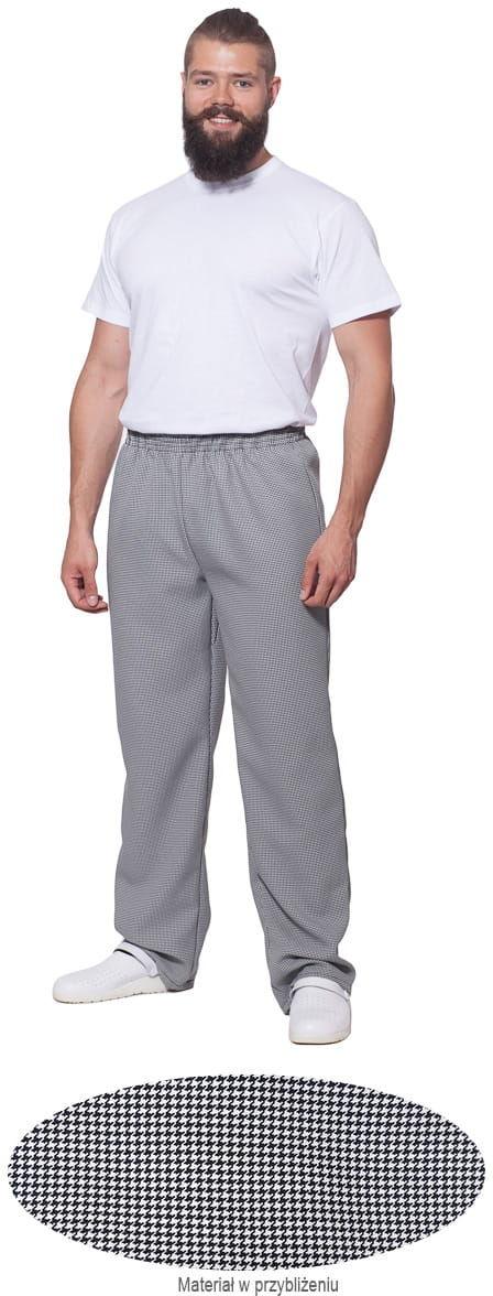 Spodnie robocze do pasa Pepito