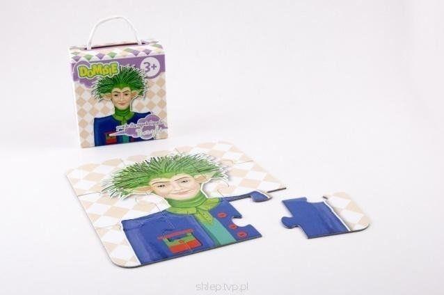 Puzzle dla najmłodszych - Domisie - Bazyli - Felico