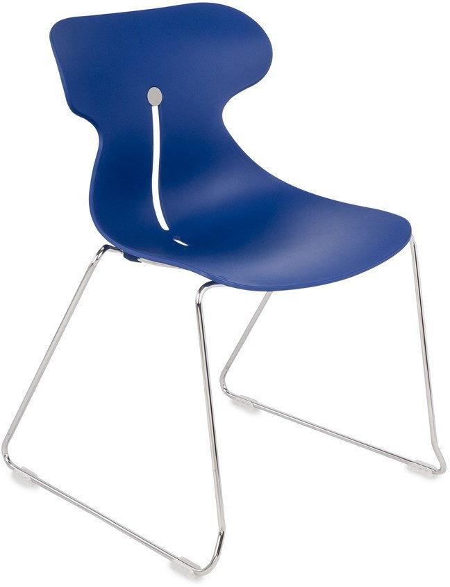 Krzesło Grospol MARIQUITA P niebieski --- OFICJALNY SKLEP Grospol