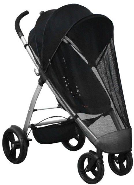 Mountain Buggy - dedykowana moskitiera/osłona UV na wózek Mountain Buggy Cosmopolitan