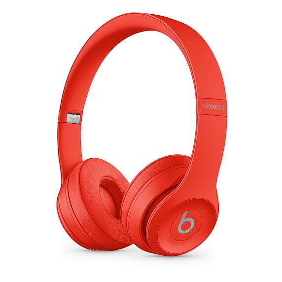 Beats Solo3 Wireless Citrus Red Special Edition Słuchawki