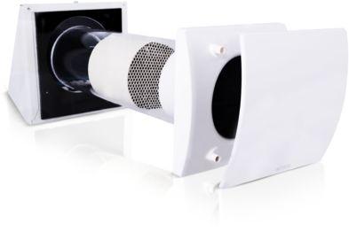 Rekuperator ścienny HRU-WALL 100-25 Aparat grzewczo-wentylacyjny