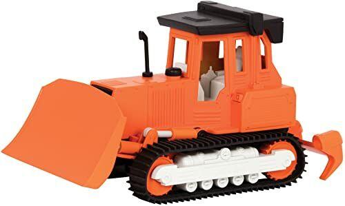 DRIVEN by Battat WH1012Z grabie do spychania, łopatka i realistyczny dźwięk  zabawki do samochodów ciężarowych i budowlanych dla dzieci w wieku od 3 lat i wyższych, wielokolorowe