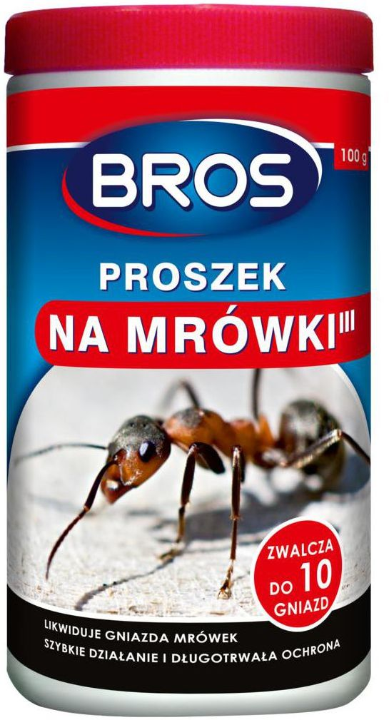 Środek na mrówki 100 g BROS