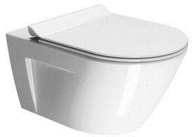 NORM Miska ceramiczna WC podwieszana SWIRLFLUSH 36x55 cm 861511