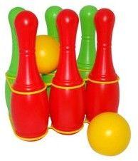 Kręgle - zestaw do gry bowling
