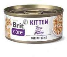 Brit Care Cat Tuna Fillets Tuńczyk Kitten 70 g