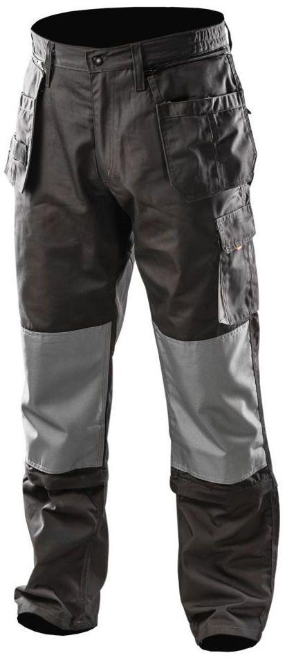 Spodnie robocze r. L / 52 2 w 1 z odpinanymi nogawkami NEO 81-225