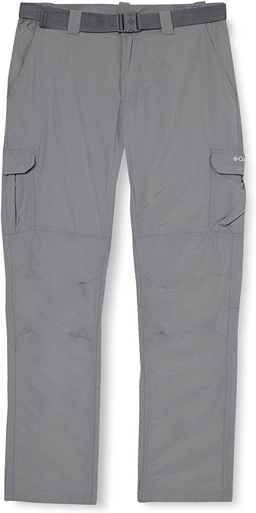 Columbia Męskie spodnie cargo Silver Ridge II szary City Grey 32-34