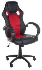 Fotel gamingowy Racer CorpoComfort BX-2052 Czerwon