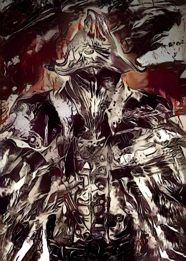 Legends of bedlam - eileen the crow, bloodborne - plakat wymiar do wyboru: 40x60 cm