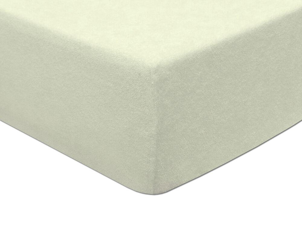 Prześcieradło frotte z gumką 60x120 022 ekologiczne Darymex