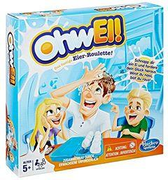 Hasbro Games C2473100 OhwEi, Gra przedszkolna