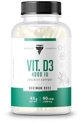 Vit. D3 4000IU 90caps