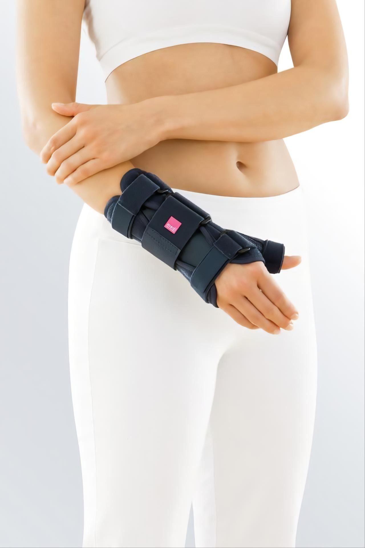 Manumed T orteza stawu nadgarstkowego : wersja - ręka lewa, rozmiar - 1