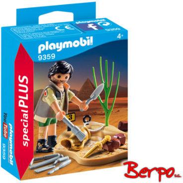 Playmobil - Archeolog 9359