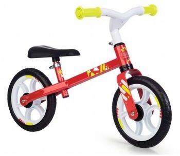 Smoby - Mój Pierwszy Rowerek biegowy Czerwony 770204