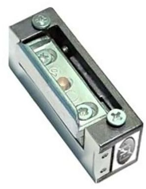 Elektrozaczep domofonowy symetryczny z pamięcią R4 ELEKTRA