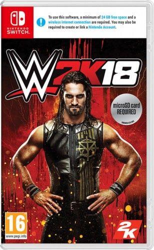 WWE 2K18 NS Używana