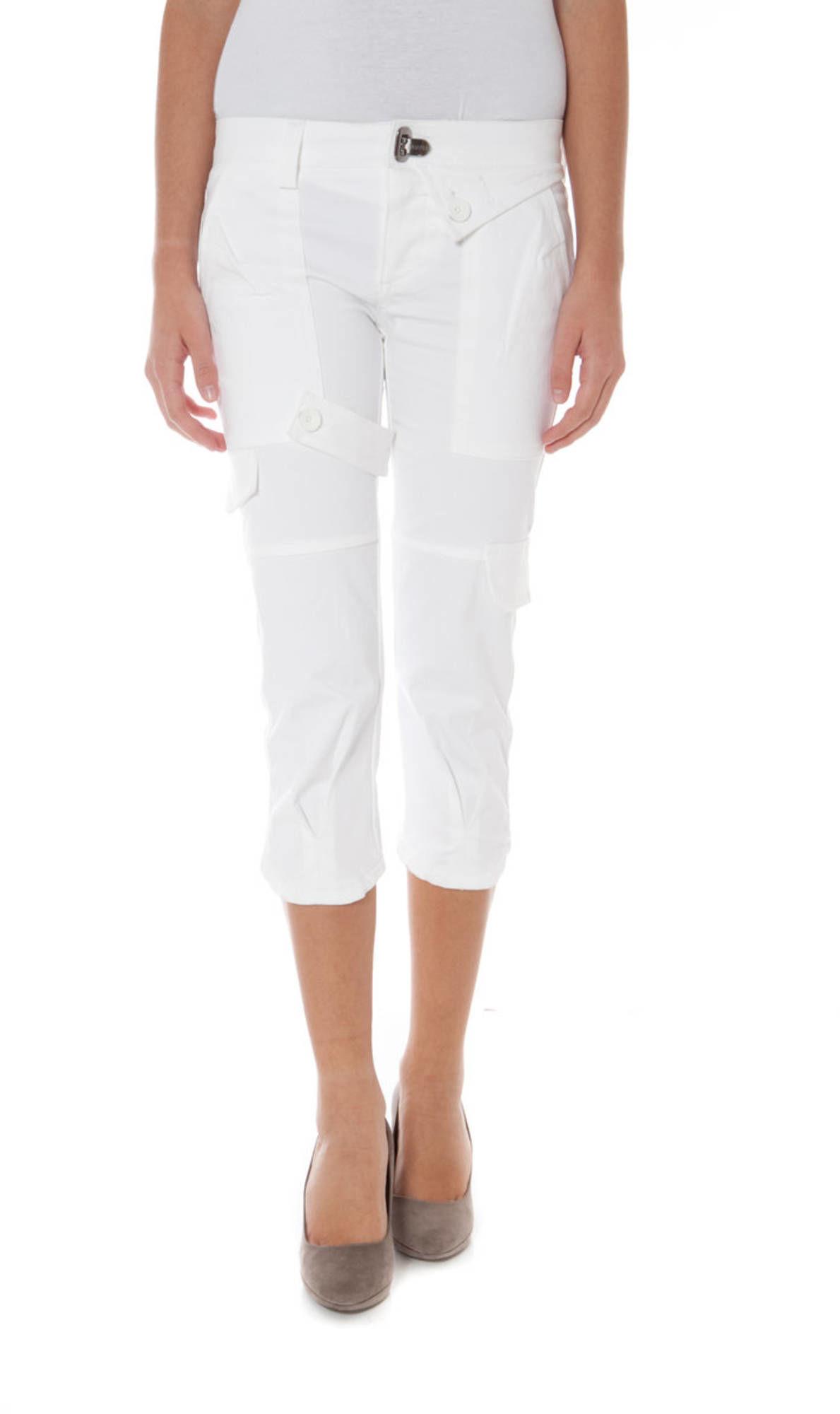 PHARD Capri trousers Women