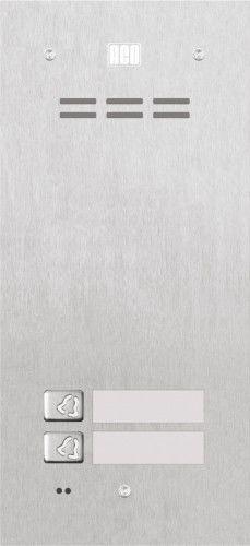 Domofon cyfrowy z czytnikiem breloków i 2 przyciskami FAM-P-2NPACC