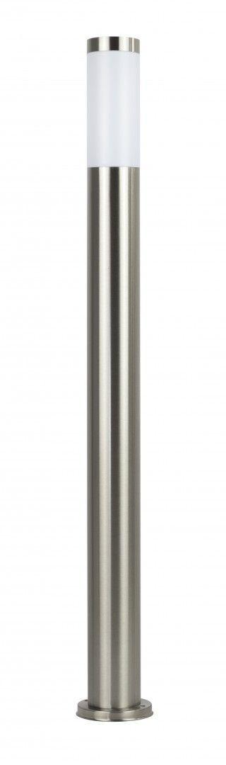SU-MA Inox ST 022-1100 lampa stojąca stal nierdzewna E27 110cm