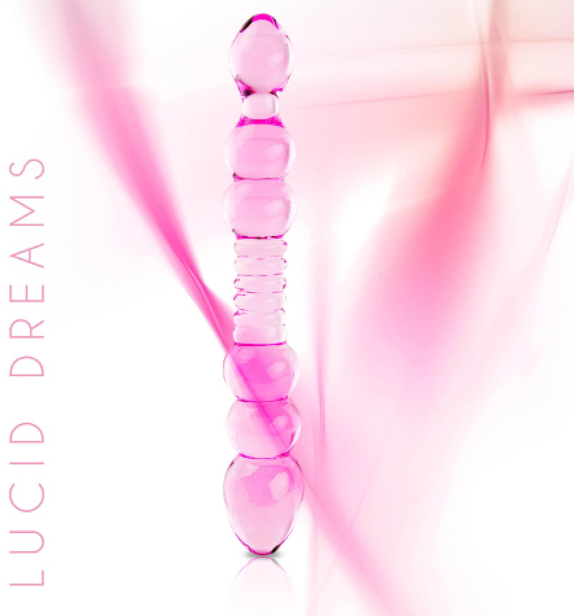 FeelzToys Glazzz Glass Dildo Lucid Dreams