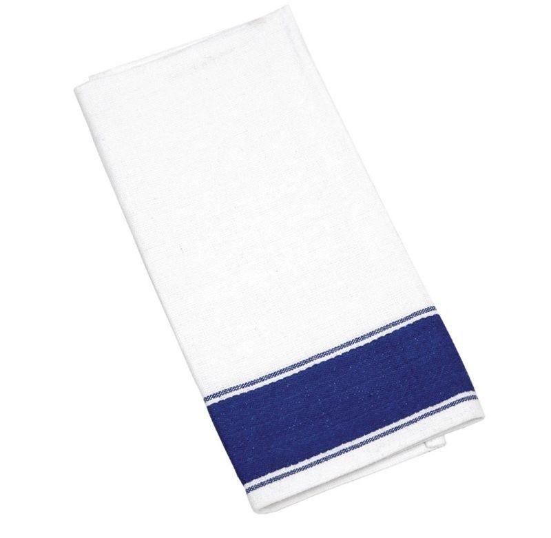 Serwetki z niebieskim kantem Olympia Gastro (10 sztuk)