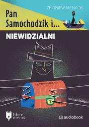 Pan Samochodzik i Niewidzialni - Audiobook.
