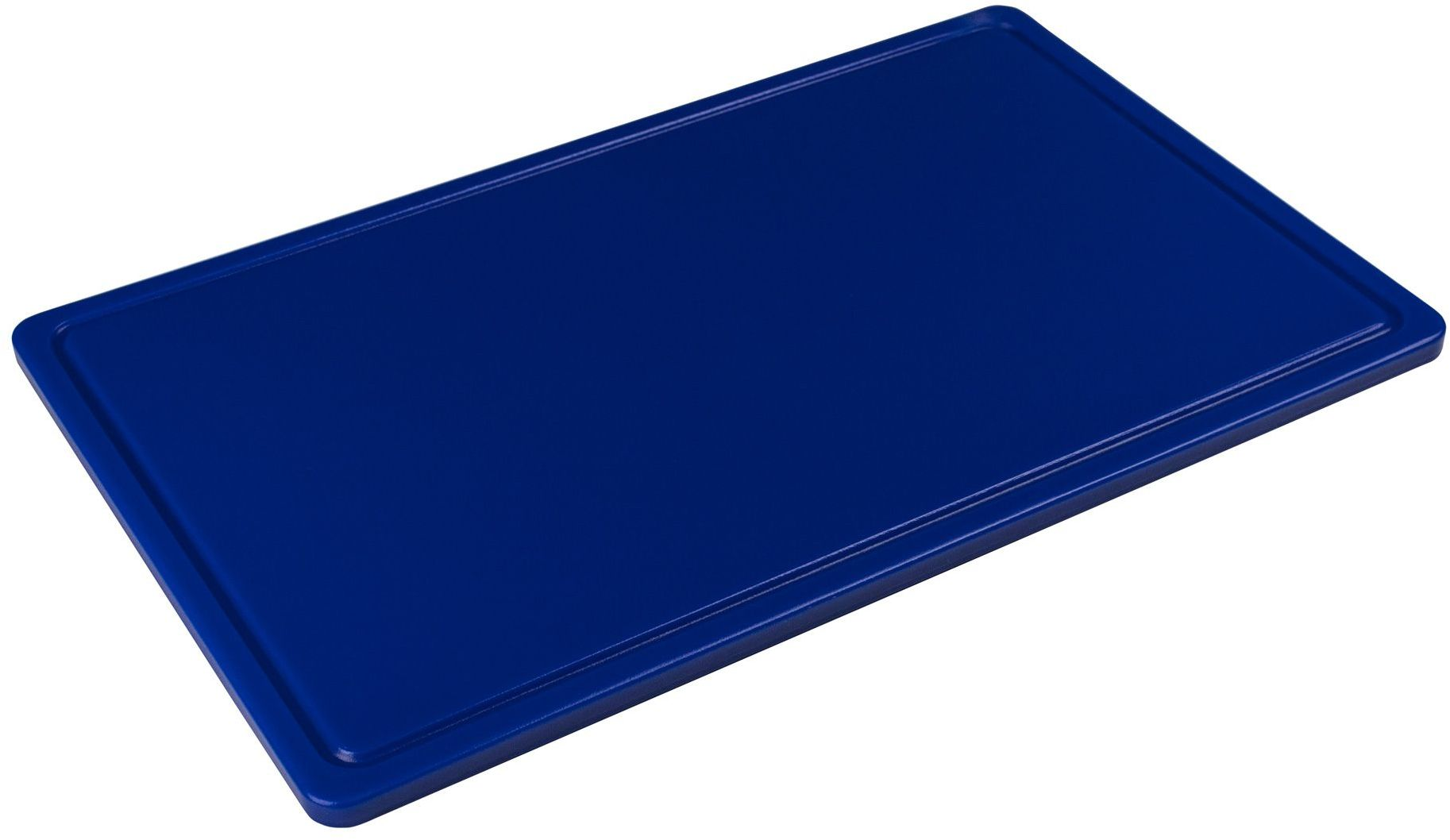 Deska z polietylenu HACCP niebieska